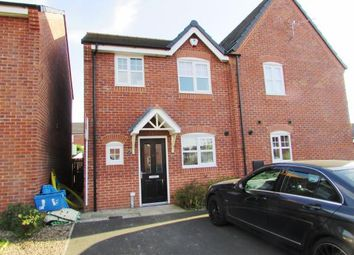 Thumbnail 3 bedroom semi-detached house for sale in Cotton Mills Drive, Hyde, Cheshire