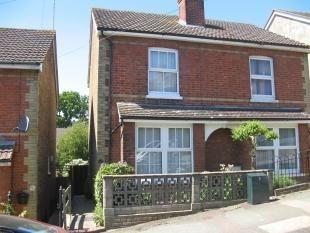 Thumbnail 2 bedroom semi-detached house to rent in Woodland Road, Tunbridge Wells