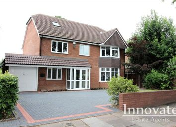 Thumbnail 6 bed detached house for sale in Underwood Road, Birmingham