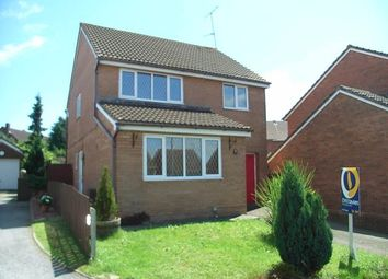 Thumbnail 3 bed detached house to rent in Church Meadow, Boverton, Vale Of Glamorgan