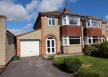 Thumbnail 3 bed semi-detached house to rent in Bridgeleap Road, Downend, Bristol