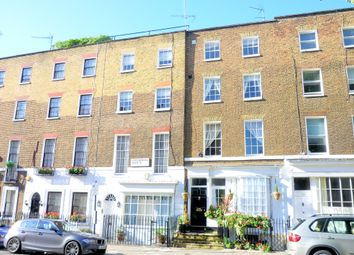 Thumbnail 4 bed town house to rent in Upper Montagu Street, London