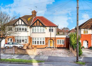 Thumbnail 4 bed semi-detached house for sale in Green Lane, Chislehurst, Kent
