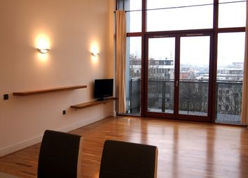 Thumbnail 2 bed flat to rent in Naylor Building East, 15 Adler Street, London