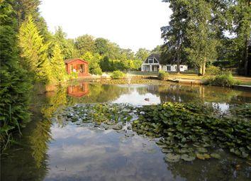 Thumbnail 5 bed detached house for sale in Park Lane, Finchampstead, Wokingham, Berkshire