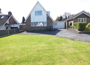 Thumbnail 2 bed detached bungalow for sale in Bramcote Rise, Sutton Coldfield