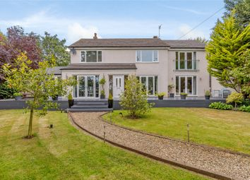 Thumbnail 4 bed detached house for sale in Fairmoor, Morpeth, Northumberland