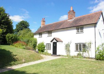 Thumbnail 3 bedroom detached house to rent in Upton Grey, Basingstoke, Hampshire