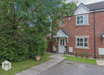 Thumbnail 2 bedroom semi-detached house for sale in Brierwood, Bolton