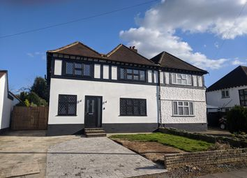 Thumbnail 4 bed semi-detached house to rent in Priory Avenue, Petts Wood, Orpington