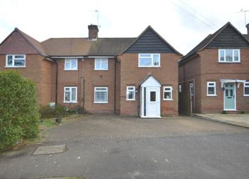 Thumbnail 3 bed semi-detached house for sale in Jubilee Road, Downley, High Wycombe