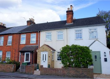 Thumbnail 2 bed terraced house for sale in Frimley Road, Camberley