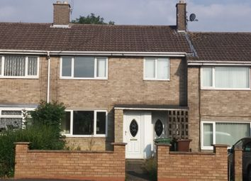 Thumbnail 3 bed terraced house to rent in Farmstead Road, Corby