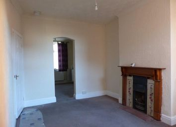 Thumbnail 2 bedroom terraced house to rent in South Street, Off Nantwich Road, Crewe