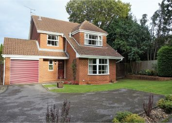 Thumbnail 4 bed detached house for sale in Snowberry Close, Wokingham