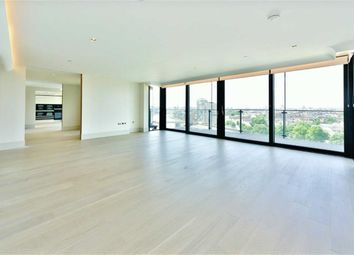 Thumbnail 3 bed flat for sale in Merano Residences, South Bank, London