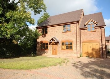 Thumbnail 4 bedroom detached house to rent in Martley Road, Lower Broadheath, Worcester