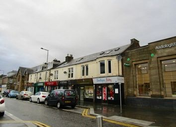 Thumbnail 1 bed flat to rent in Main Street, Bellshill