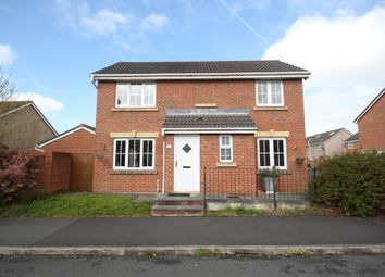 Thumbnail 3 bed detached house to rent in Marine Crescent, Buckshaw Village, Chorley