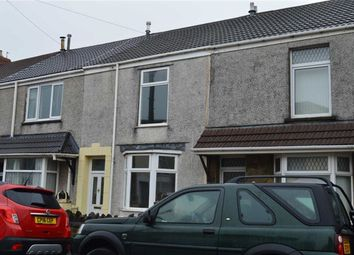 Thumbnail 3 bed terraced house for sale in Argyle Street, Swansea