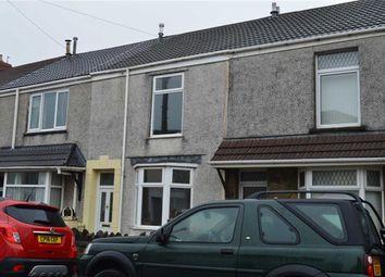 Thumbnail 3 bedroom terraced house for sale in Argyle Street, Swansea