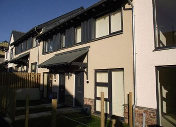 Thumbnail 2 bed terraced house to rent in South Crescent, The Grove, Totnes
