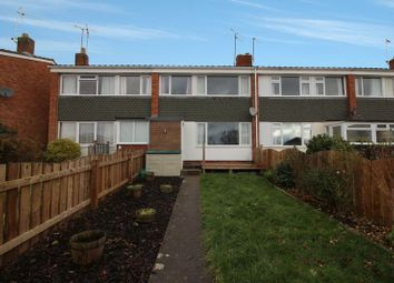Thumbnail 3 bed terraced house for sale in Roughmoor Crescent, Frieze Hill, Taunton