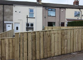 Thumbnail 2 bedroom terraced house for sale in Burn Place, Willington, Crook