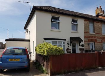 Thumbnail 3 bed end terrace house to rent in Family Home Winton, Bournemouth