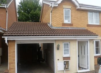 Thumbnail 3 bed semi-detached house to rent in Embassy Road, Oldbury