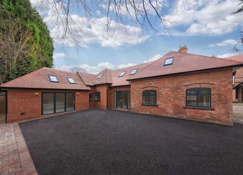 Thumbnail 4 bedroom detached house for sale in The Kenwood, 472 Mansfield Road, Nottingham