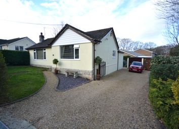 Thumbnail 3 bed detached bungalow for sale in Hillside Road, Corfe Mullen, Wimborne