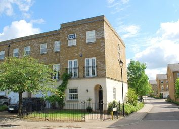 Thumbnail 4 bed town house to rent in Chadwick Place, St James Park, Surbiton