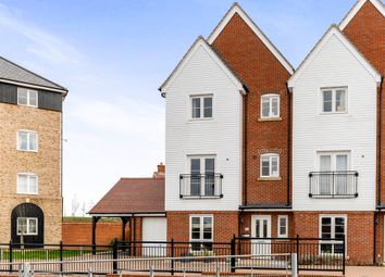 Thumbnail 4 bed end terrace house for sale in Little Causeway, Wixams, Bedford