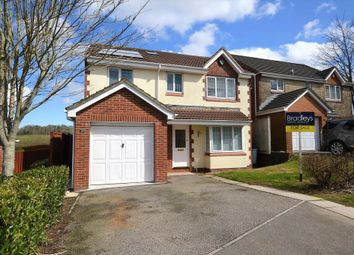 Thumbnail 5 bed detached house for sale in Upper Ridings, Plymouth, Devon