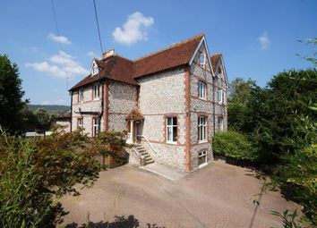 Thumbnail 6 bed semi-detached house for sale in Bramber Road, Steyning, West Sussex