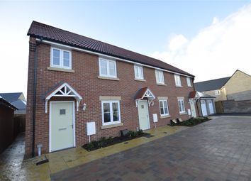 Thumbnail 3 bed end terrace house to rent in Wallflower Close, Lyde Green, Bristol