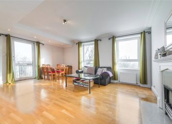 Thumbnail 2 bed flat to rent in Brittany House, 261 Upper Richmond Road, London