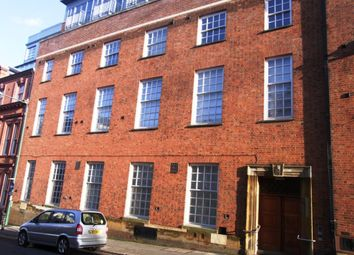 Thumbnail 1 bed flat to rent in 206 Castle Exchange, Broad Street, Hockley Village, Nottingham