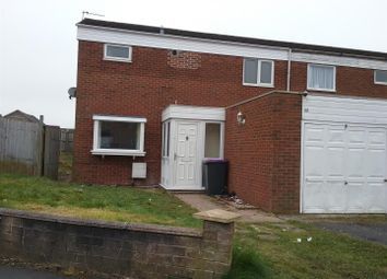 Thumbnail 3 bed terraced house to rent in Churchway, Stirchley, Telford
