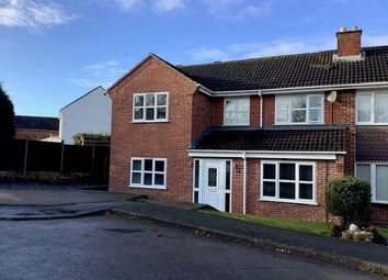 Thumbnail 3 bed semi-detached house for sale in Ashtree Close, Newhall