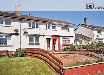 Thumbnail 2 bed terraced house for sale in Hannahston Avenue, Drongan, Ayrshire