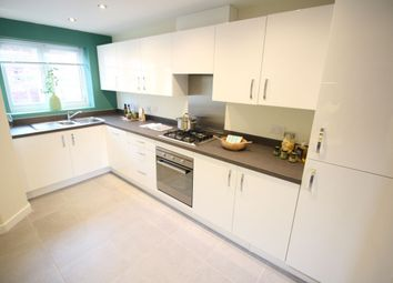 Thumbnail 3 bed semi-detached house for sale in Lyme Gardens, Commercial Road, Stoke-On-Trent