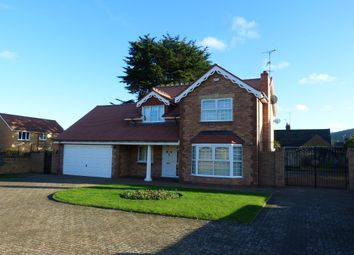 Thumbnail 4 bed detached house for sale in Marford Drive, Abergele