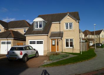 Thumbnail 3 bedroom detached house to rent in Castlefields Gardens, Kintore, Aberdeenshire