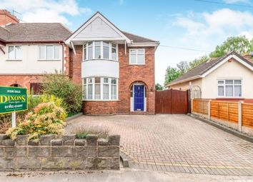 3 bed detached house for sale in Gipsy Lane, Willenhall, West Midlands WV13