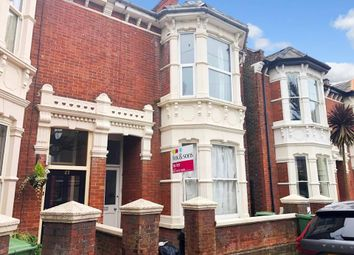 Thumbnail 5 bed flat to rent in Wilberforce Road, Southsea