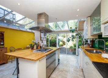 Thumbnail 4 bed terraced house for sale in Burghley Road, London