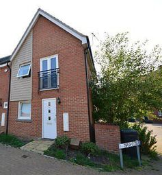 Thumbnail 1 bed terraced house to rent in Englefield Way, Basingstoke