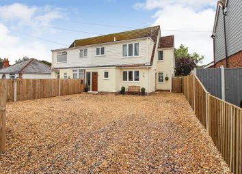 Thumbnail 4 bed property for sale in Hamble Park, Fleet End Road, Warsash, Southampton